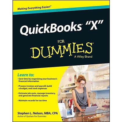QuickBooks 2014 For Dummies (For Dummies (Computer/Tech)