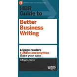 HBR Guide to Better Business Writing (Harvard Business Review Guides)