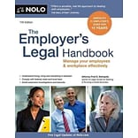 The Employers Legal Handbook: Manage Your Employees & Workplace Effectively