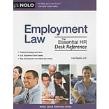 Employment Law: The Essential HR Desk Reference