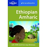 Ethiopian Amharic (Lonely Planet Phrasebooks)