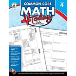 Common Core Math 4 Today, Grade 4: Daily Skill Practice (Common Core 4 Today)