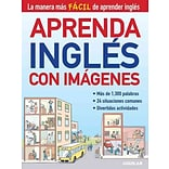 Aprenda ingles con imagenes (Learn English with Images) (Spanish Edition)