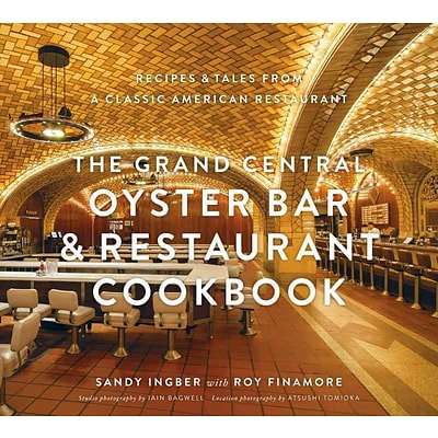 Grand Central Oyster Bar and Restaurant Cookbook