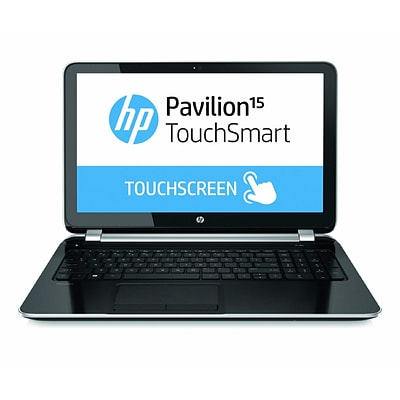 HP Pavilion Business 15.6 Touch Screen Laptop F5W30UA#ABA with Intel i3, 4GB RAM, Win 8.1