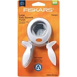Fiskars® Squeeze Punch, Large Hexagon, 1 1/2