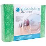 Silhouette America® Glass Etching Starter Kit