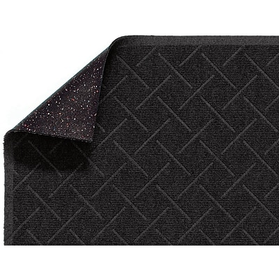 Andersen Enviro Plus™ PET Polyester Indoor Wiper Mat, 3 x 20, Black Smoke (2202700320)