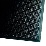 Andersen Happy Feet Nitrile Rubber Anti-Fatigue Mat 60 x 36, Black