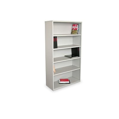 Marvel® Ensemble® 36 x 14 x 65 Five Shelf Bookcase; Featherstone