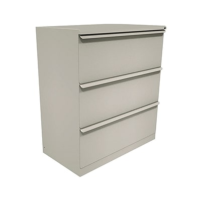 Marvel® Zapf® 40 x 36 x 19 Three Drawer Lateral File, Featherstone