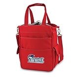 Picnic Time® NFL Licensed Activo New England Patriots Digital Print Polyester Cooler Tote, Red