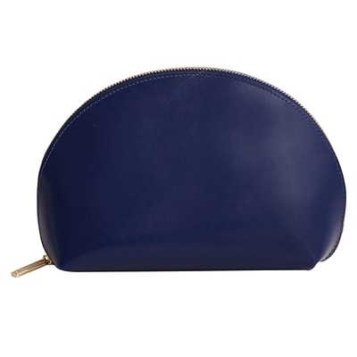 Paperthinks™ Classic Collection Cosmetics Pouch, Navy Blue