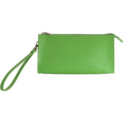 Paperthinks™ Rainbow Collection 4.3 x 8.4 Clutch Bag, Mint
