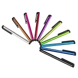 Insten® 10 Piece Universal Stylus For Touch Screen Devices