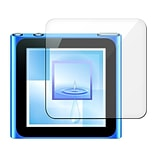 Insten® Reusable Screen Protector For Apple iPod Nano 6th Generation, Clear