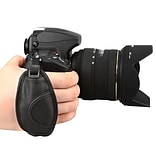 Insten® Version 2 Camera Hand Strap; Black