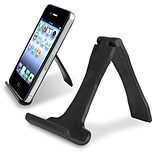 Insten® Universal Mini Stand Holder For Cell Phones, Black
