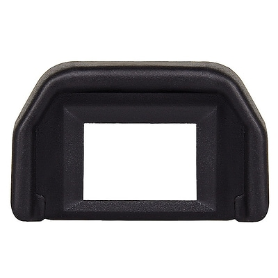 Insten® 18 mm Eyecup For Canon 400D, Black