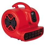 Electrolux Sanitaire® SC6053 High Velocity Air Mover Vacuum Cleaner; Red