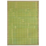 Anji Mountain Key West Rug Bamboo 2 x 3 Green