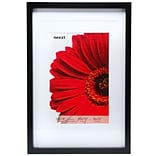 Nexxt PN00244-0FF Wood 13.2 x 19.6 Picture Frame, Black