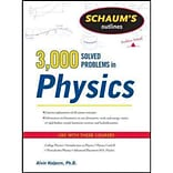 Schaums Outlines 3,000 Solved Problems in Physics Alvin Halpern Paperback