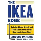 The IKEA Edge Anders Dahlvig Hardcover