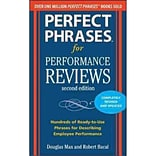 Perfect Phrases for Performance Reviews Douglas Max , Robert Bacal Paperback