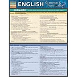 English Grammar & Punctuation (Quick Study Academic)