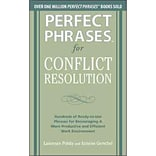 Perfect Phrases for Conflict Resolution Lawrence Polsky, Antoine Gerschel Paperback