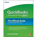 QuickBooks Small Business Accounting 2011 Leslie Capachietti Paperback