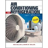 Air Conditioning and Refrigeration Rex Miller, Mark Miller Paperback