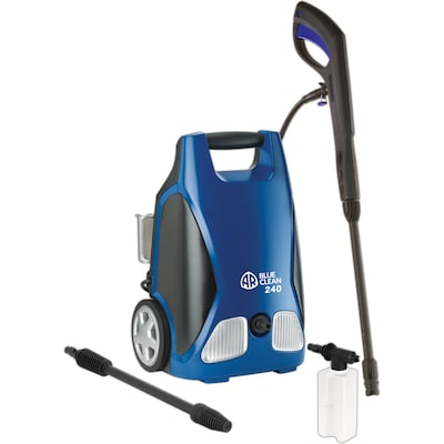 AR Blue Clean 1750 PSI Electric Pressure Washer
