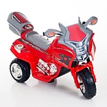 Lil Rider Top Racer Sport Bike, Red