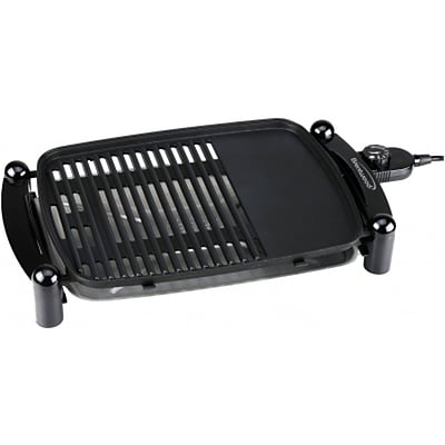 Brentwood 1200 W Non-Stick Indoor Electric Barbeque Grill; Black