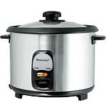 Brentwood 8 Cups BK Non-Stick Rice Cooker