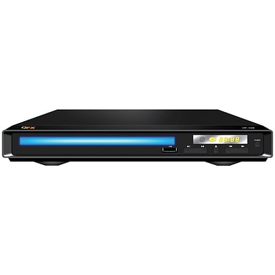 Quantum FX VP-109 Digital Multi Media Player, Black/Silver