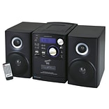 Supersonic® PORT Audio System W/AM/FM Radio