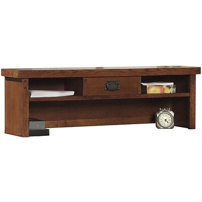 Martin Home Furnishings Mission Pasadena Hardwood Solid & Veneer Hutch
