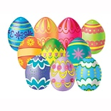 Beistle 4 1/2 Mini Easter Egg Cutouts; 70/Pack
