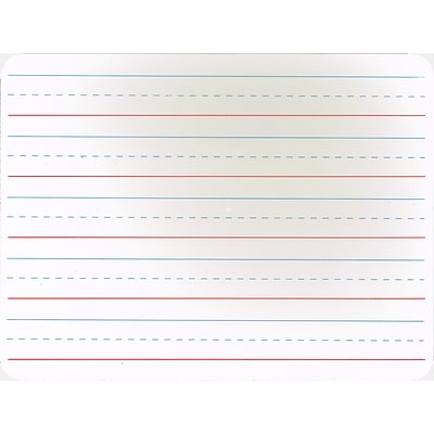 Charles Leonard® 1 Sided Lined Lap Board, 9 x 12