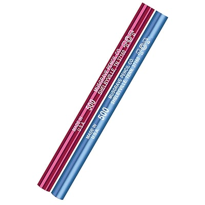 Musgrave Pencil Company Tot Big Dipper Jumbo Pencils Without Eraser; 12/Pack