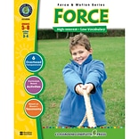 Classroom Complete Press Force & Motion Series: Force Resource Book (CCP4508)