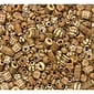 Chenille Kraft® 8 oz. Mixed Bone Beads, Assorted, 54/Pack