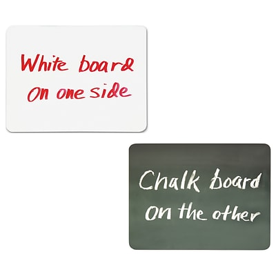 Chenille Kraft® 2 Sided Combo Board, 9 X 12, 10/Pack