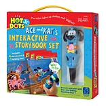 Educational Insights Hot Dots Jr. Book & Pen Set, 4/Set (2384)