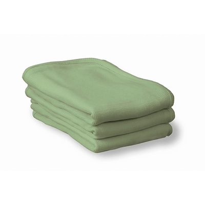 Foundations® ThermaSoft™ Blanket, 40 x 30, Mint (FNDCB00MT06)