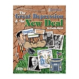 Gallopade Great Depression & the New Deal: Brother, Can You Spare a Dime? Book, Grades 4+