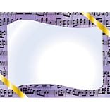 Flipside Music Certificate Border Computer Paper, 30/Pack
